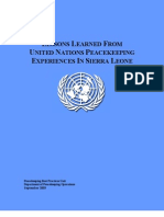 UN_2003_Lessons Learned from Sierra Leone