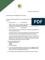 Instrucciones Al 1er Trabajo CF II