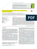 Design and Physicochemical Stability Studies of Paediatric Oral (Sebastian y Stefany) (1)