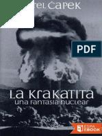 La Krakatita - Karel Capek