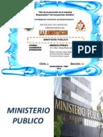 Ministerio Publico Trabajo