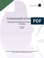Boletín Para Comunicadores