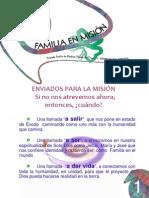 Familia en Misión Nº3 (Julio 2014)