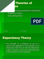 Motivation - II