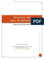 Resumen Del Libro de Nehemias