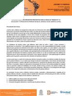 Invitación a Ponentes Comfandi - Bienal