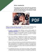 Adopción en Bolivia