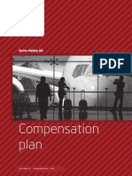 SwissHalley Compensation Plan