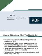 SCTP Tutorial