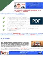GBS Internacional Con Normas IFRS NIIF