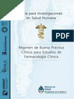 Clinica Para Estudios de Farmacologia Clinica