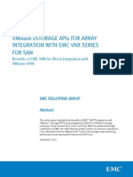 Emc Wp Vnx Vmware 101