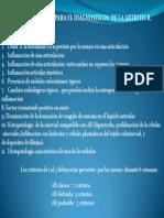 Criterios Diagnostic