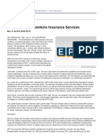 EPIC Purchases Jenkins Insurance Services