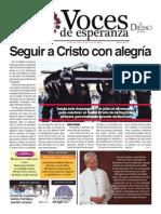 Voces de Esperanza 27 de julio de 2014