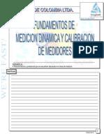 4. Fundamentos de Medición Dinámica