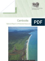 Cambodia National Report on Protected Areas and Development