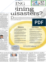 Living cover - 1D - The Patriot-News - June 10, 2014