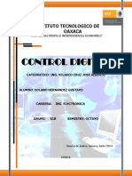 Control Digital Unidad i