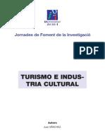 Turismo e Industria Cultural