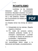 IAMM I Mercantilismo,Fisiocracia,Smith