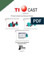 Opti Cast Work Book