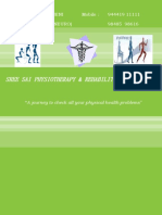 Sree Sai Physiotherapy & Rehabilitation Clinic