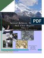 PT SS&C Report 2003-2004