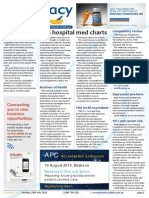 Pharmacy Daily for Tue 29 Jul 2014 - PBS hospital med charts, Hep B community dispensing, Student Biz semi-finals, Competency review and much more