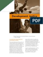 Development Justice