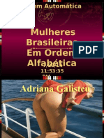 Mulheres Brasileiras !!!