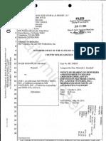 Robson Estate Demurrer Corporate Defendants