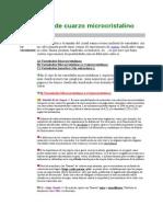 Variedades de cuarzo microcristalino.doc