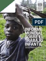 Informe Mundial Sobre El Trabajo Infantil