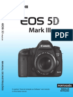 EOS 5D MarkIII Camera User Guide PT V1.0