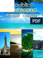 Libro, Rep Dom, Paraiso Tropical- Expedito Tejada