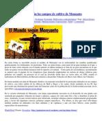 Abejas Robot Polinizarán Los Campos de Cultivo de Monsanto
