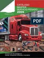 Master Servicio Pesado 2009