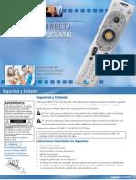 Receptor DIRECTV Digital L11 Manual Del Usuario