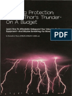 Lightning Protection-Taming Thors Thunder-On a Budget