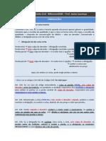 Revisão de Direito Civil - #MomentOAB