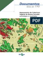 Mapeamento de Cobertura Vegetal Do Bioma Cerrado Estrategias e Resultados