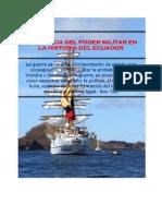 Influencia Del Poder Militar en La Historia Del Ecuador