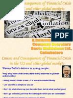 Global Financial Crisis STC