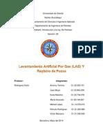 Levantamiento Artificial Por Gas