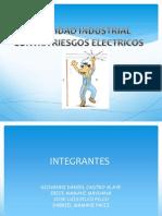 CAPITULO 10 - Seguridad Industrial Contra Riesgos Electricos