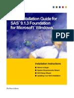 User Installation Guide