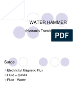 Water Hammer Presentation