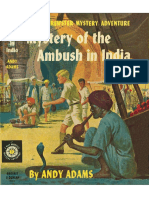 Biff Brewster Mystery #7 Mystery of the Ambush in India