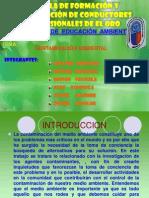 Exposicion Educacion Ambiental Sindicato de Choferes Quezada